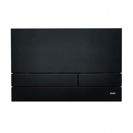 Jomo Exclusive 2.0 Przycisk WC PCV czarny mat 167-34003838-00