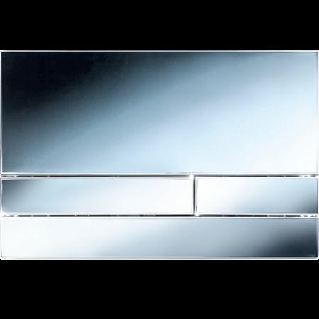Jomo Exclusive 2.0 Przycisk spłukujący do WC, chromowany polerowany/chromowany polerowany 167-34003636-00