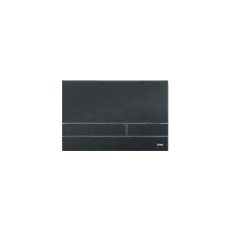 Jomo Exclusive 2.1 Przycisk spłukujący do WC, czarny matowy/biały 167-37001120-00