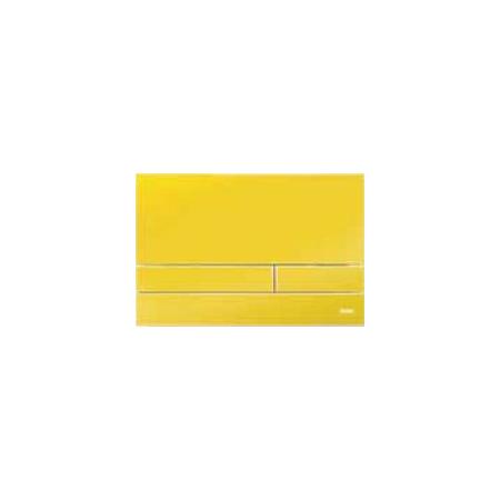 Jomo Exclusive 2.1 Przycisk spłukujący do WC, lśniący żółty/chromowany polerowany 167-41001023-00