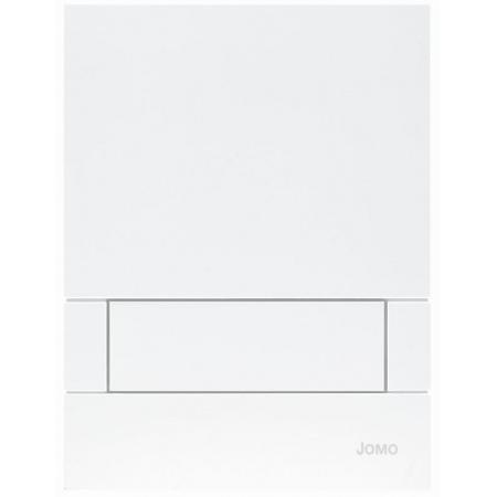 Jomo Exclusive Urinal Manuell URM-K Przycisk spłukujący do pisuaru, biały/biały 167-60000101-00
