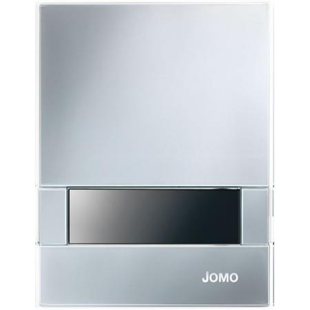 Jomo Exclusive Urinal Manuell URM-K Przycisk spłukujący do pisuaru, chromowany matowy/czarny 167-60003018-00
