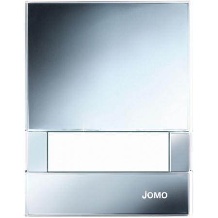 Jomo Exclusive Urinal Manuell URM-K Przycisk spłukujący do pisuaru, chromowany polerowany/chromowany polerowany 167-60003636-00