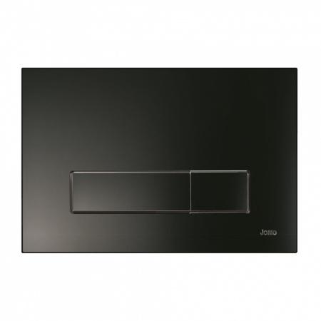 Jomo Trend Przycisk WC PCV czarny mat 167-32003838-00