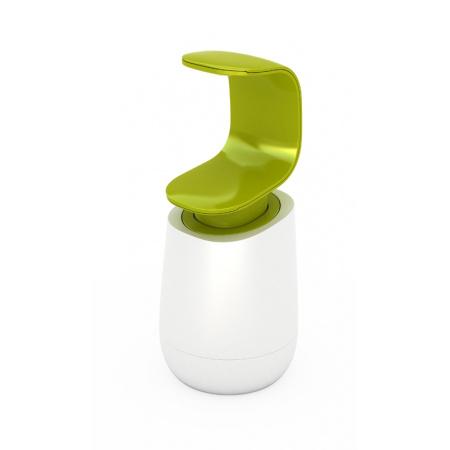 Joseph Joseph C-Pump Dozownik na mydło, biało-zielony 85053