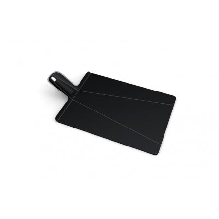 Joseph Joseph Chop2Pot Deska do krojenia składana, duża, czarna 60040