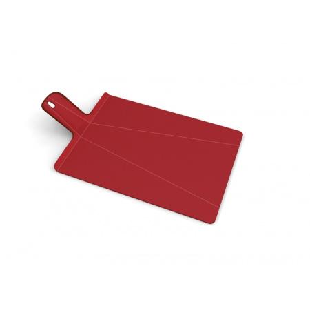 Joseph Joseph Chop2Pot Deska do krojenia składana, duża, czerwona 60042