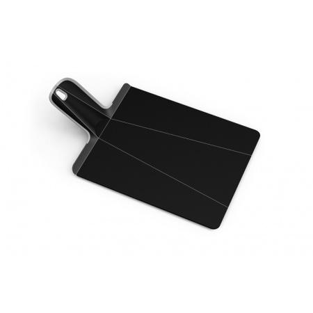 Joseph Joseph Chop2Pot Deska do krojenia składana, mała, czarna NSBL016SW