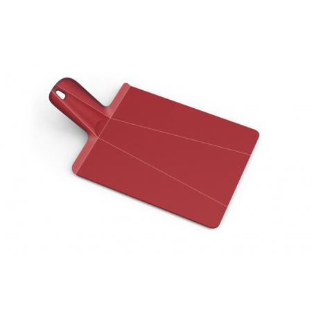 Joseph Joseph Chop2Pot Deska do krojenia składana, mała, czerwona NSR016SW