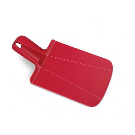 Joseph Joseph Chop2Pot Deska do krojenia składana, mini, czerwona 60052