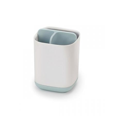 Joseph Joseph EasyStore Pojemnik na szczoteczki do zębów mały, biały/błękitny 70500