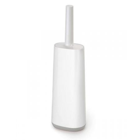Joseph Joseph Flex Szczotka WC stojąca, biała/szara 70515