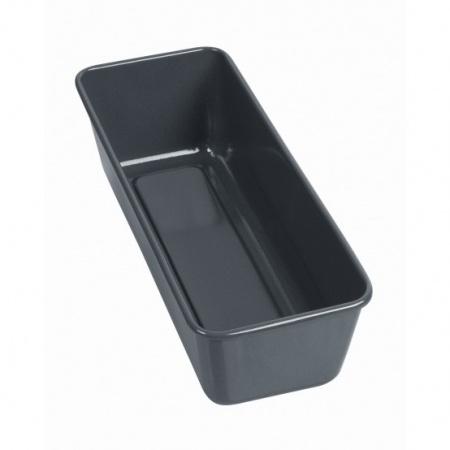 Kaiser La Forme Plus Forma do ciasta i chleba 30x11x6 cm, czarna 2300637204