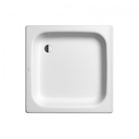 Kaldewei Sanidusch 396 Brodzik kwadratowy 90x90 cm z powierzchnią uszlachetnioną, biały 331100013001