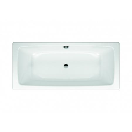 Kaldewei Cayono Duo 725 Wanna prostokątna 180x80x41 cm z powierzchnią uszlachetnioną, biała 272500013001
