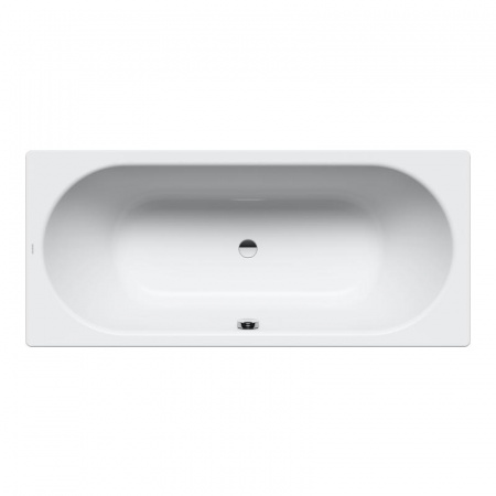 Kaldewei Classic Duo 103 Wanna prostokątna 160x70x43 cm, biała 290300010001