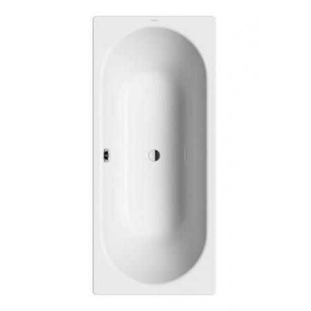 Kaldewei Classic Duo 107 Wanna prostokątna 170x75x43 cm, biała 290700010001