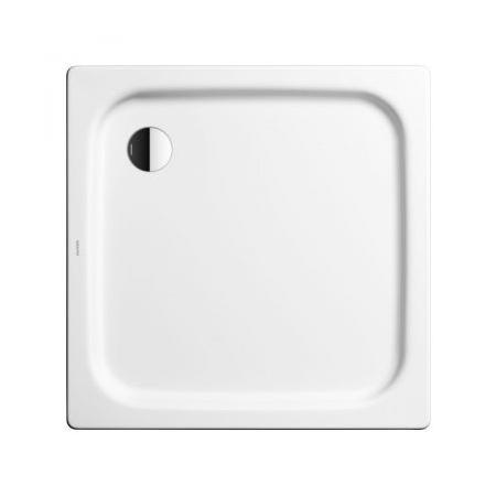 Kaldewei Duschplan 422-2 Brodzik kwadratowy 120x120 cm z nośnikiem ze styropianu, biały 432248040001