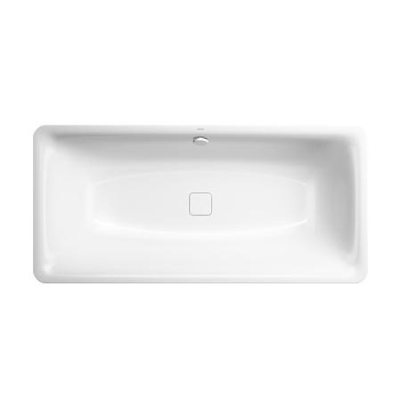 Kaldewei Meisterstuck 1174 Incava Wanna wolnostojąca prostokątna 175x76x43,5 cm z powierzchnią uszlachetnioną, biała 201340803001