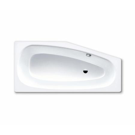 Kaldewei Mini 836 Wanna narożna lewa 157x70x42 cm, biała 225200010001