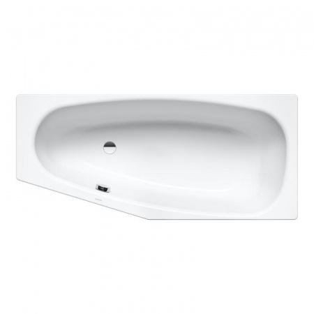 Kaldewei Mini 832 Wanna narożna lewa 157x75x43 cm, biała 224800010001