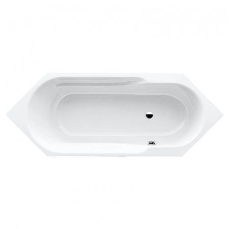 Kaldewei Rondo 6 716 Wanna sześciokątna 206x80x44 cm, biała 227300010001