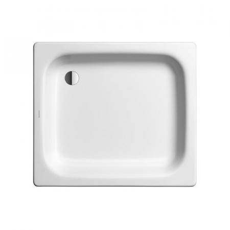 Kaldewei Sanidusch 551 Brodzik prostokątny 80x90 cm z powierzchnią uszlachetnioną, biały 440800013001