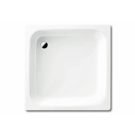 Kaldewei Sanidusch 496 Brodzik kwadratowy 90x90 cm z powierzchnią uszlachetnioną, biały 332100013001