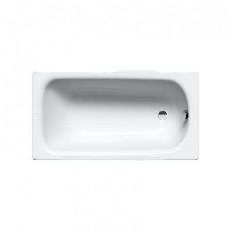 Kaldewei Saniform Plus 360-1 Wanna prostokątna 140x70x41 cm z powierzchnią uszlachetnioną, biała 111500013001