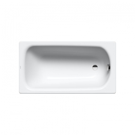 Kaldewei Saniform Plus 361-1 Wanna prostokątna 150x70x41 cm z powierzchnią uszlachetnioną, biała 111600013001