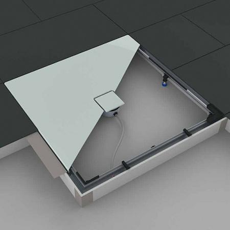 Kaldewei System instalacyjny ESR II do brodzików Fontana 90x90 cm, 584574470000