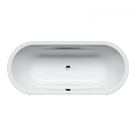 Kaldewei Vaio Duo Oval 951 Wanna owalna 180x80x43 cm, biała 233100010001