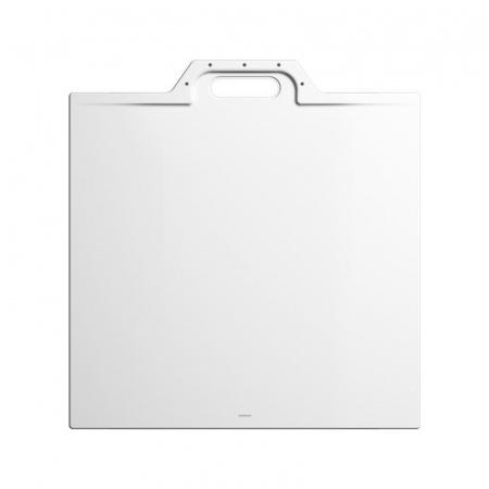 Kaldewei Xetis 885 Brodzik kwadratowy 90x90 cm, biały 488500010001