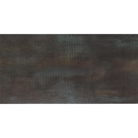 Keraben Kursal Oxide Płytka podłogowa 50x100 cm, ciemnobrązowa GKU27006