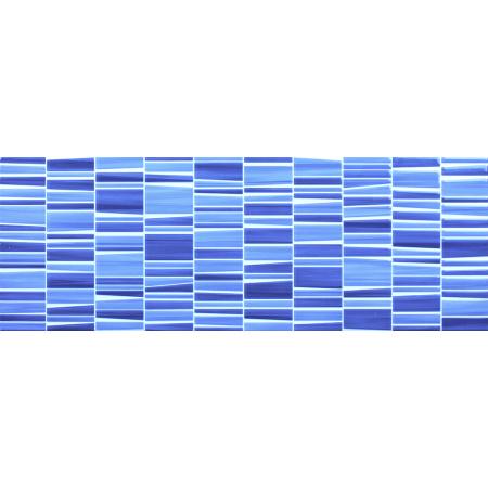 Keraben Lounge Concept Azul Płytka ścienna 25x70 cm, niebieska K33ZA009