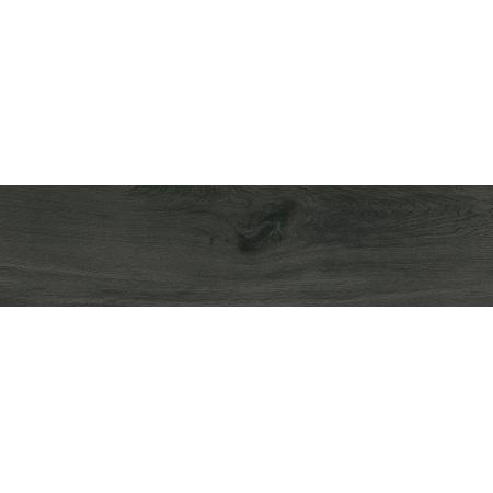 Keraben Madeira Negro Natural Płytka podłogowa 100x24,8 cm, czarna GMD4400K