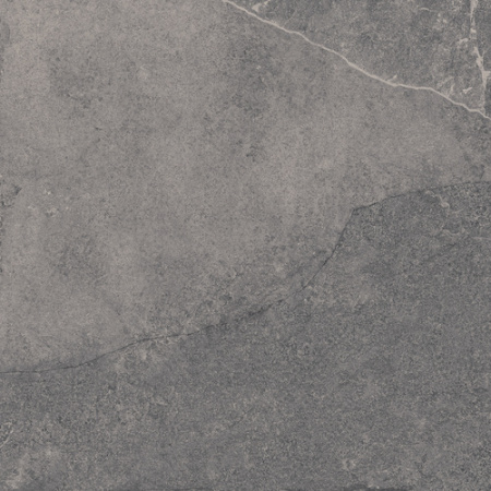 Keraben Mixit Gris Płytka podłogowa 75x75 cm, grafitowa GOW0R00J