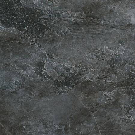 Keraben Nature Black Płytka podłogowa 60x60 cm, czarna G434201K