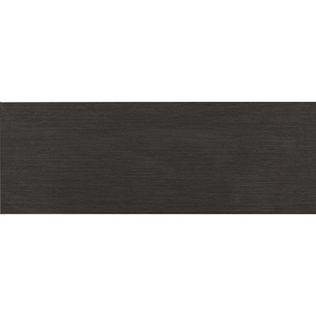 Keraben Thai Negro Płytka ścienna 25x70 cm, czarna KTYZA00K