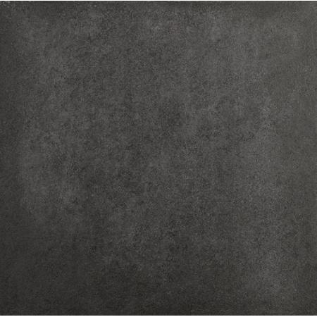 Keraben Uptown Black Płytka podłogowa 75x75 cm, czarna GJM0R030