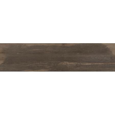 Keraben Village Dark Płytka podłogowa 100x24,8 cm, brązowa GJW44070