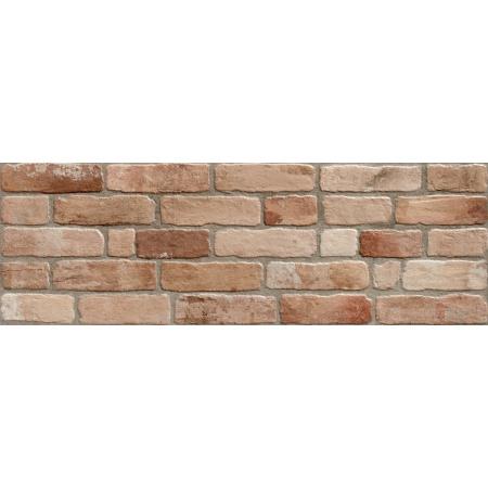 Keraben Wall Brick Old Cotto Płytka ścienna 30x90 cm, czerwona KKHPG02O