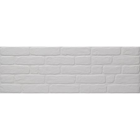 Keraben Wall Brick White Płytka ścienna 30x90 cm, biała KKHPG000