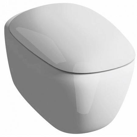 Keramag Citterio Toaleta WC podwieszana Rimfree 56x36 cm, biała 203570000