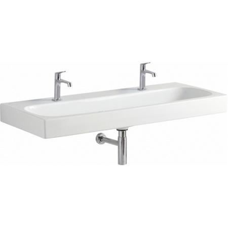 Keramag Citterio Umywalka wisząca/meblowa 120x50 cm bez przelewu, biała 123520
