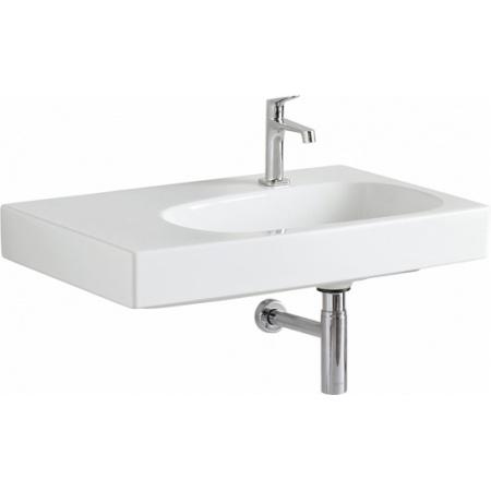 Keramag Citterio Umywalka wisząca/meblowa 75x50 cm bez przelewu, biała 123675