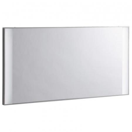 Keramag Silk Lustro prostokątne 120x62 cm z oświetleniem, stalowe 816520000
