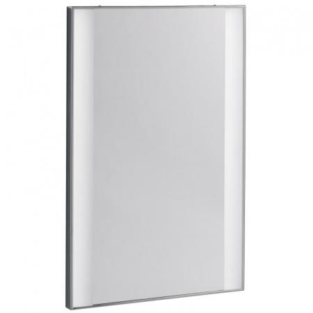 Keramag Silk Lustro prostokątne 60x90 cm z oświetleniem, stalowe 816560000