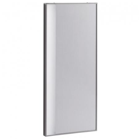 Keramag Silk Lustro prostokątne 40x90 cm z oświetleniem, stalowe Y816540000
