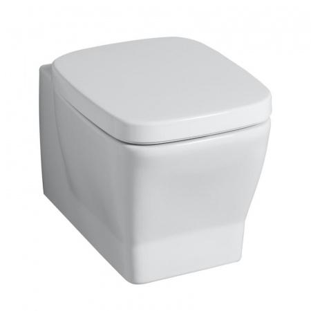 Keramag Silk Toaleta WC podwieszana 54x36 cm, biała 203650